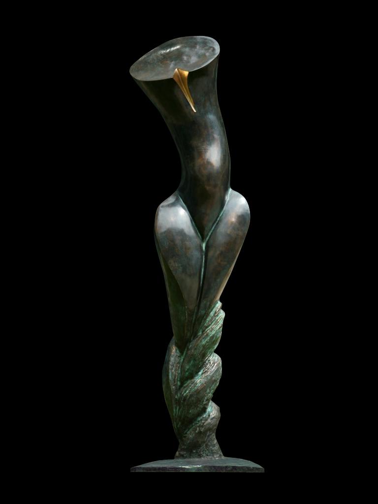 Aria bronze 2012 H 200 cm