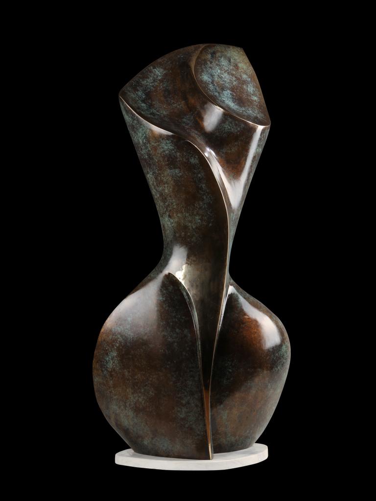 Eurydyka (Eurydice) bronze H 88 cm