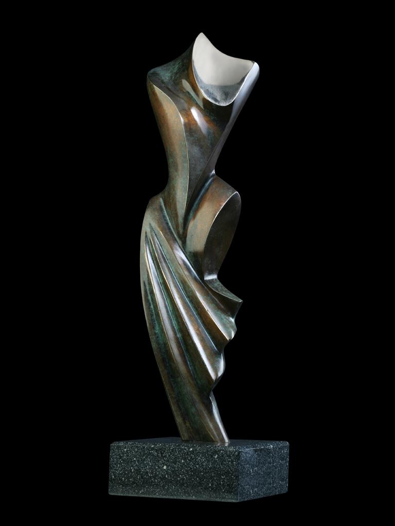Gracja II (Grace II) 2010 bronze H 47 cm