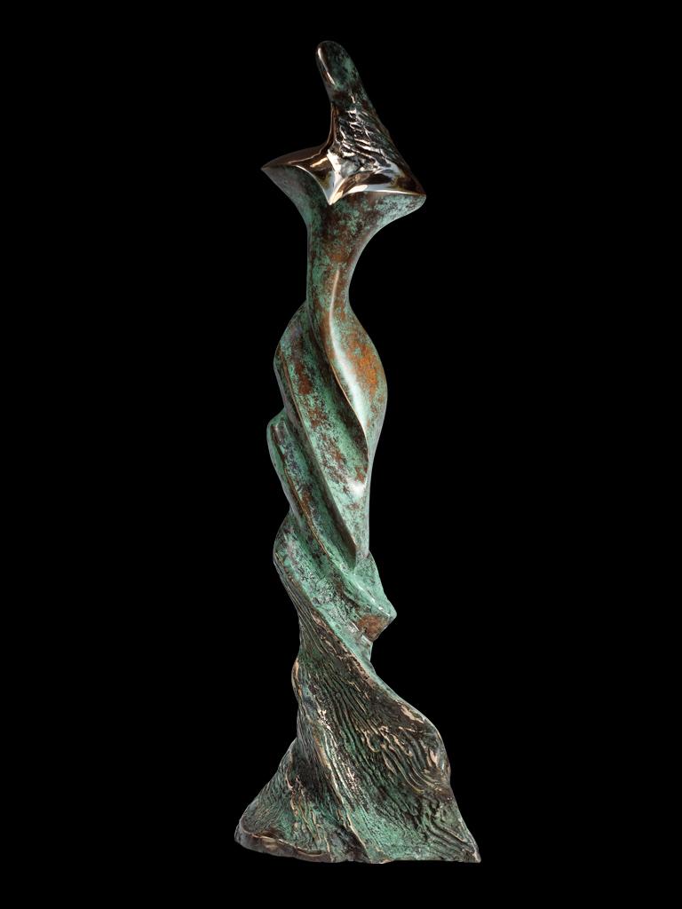 Julia 2010 bronze H 46 cm