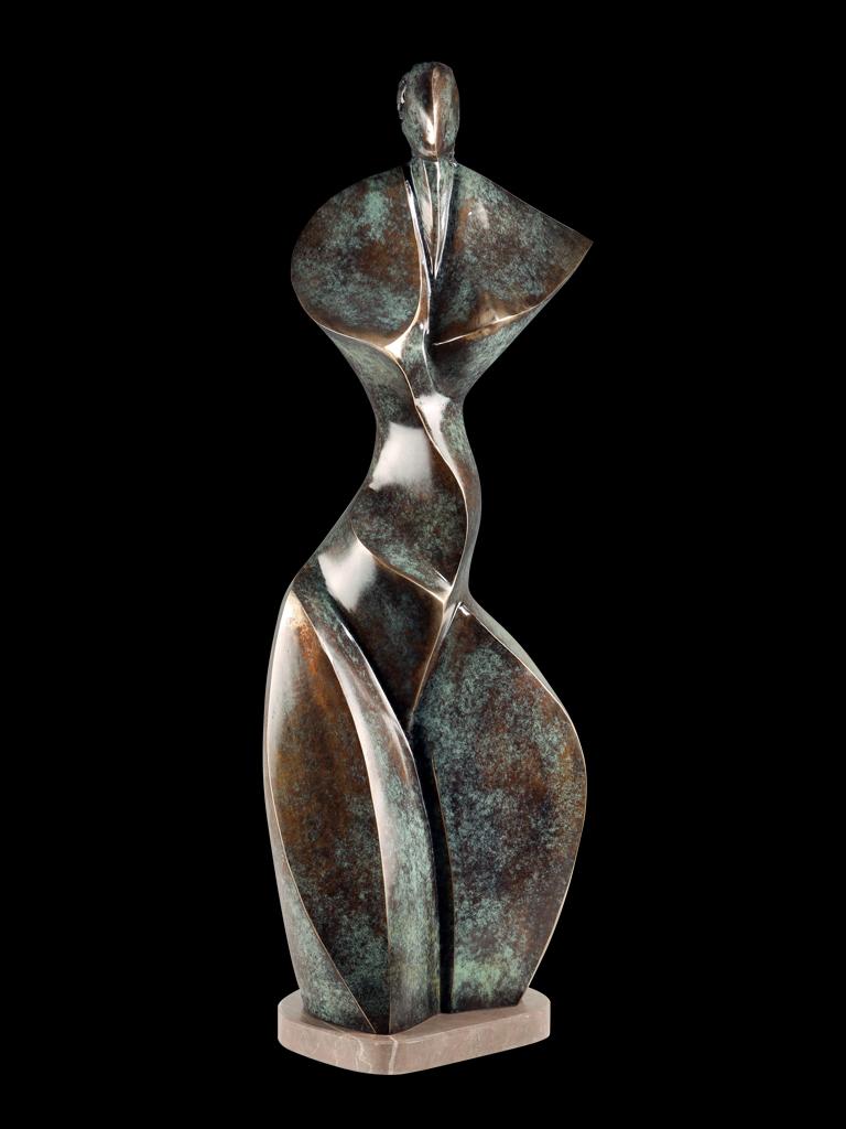 Kama 2013 bronze H 85 cm