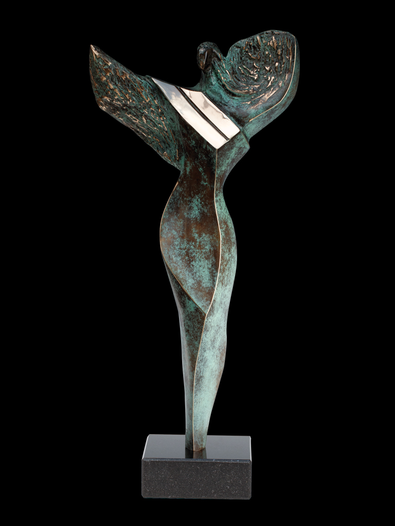 Silesia 2004 bronze H 53 cm